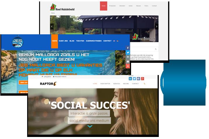 Tailor Made WordPress Webdesign